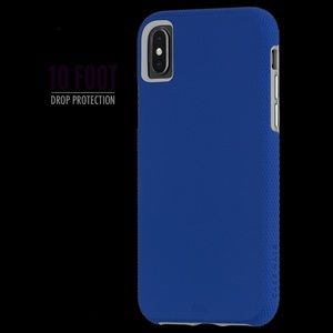 case-mate Accessories - CASE-MATE IPHONE Xs MAX CASE BLUE NWOT